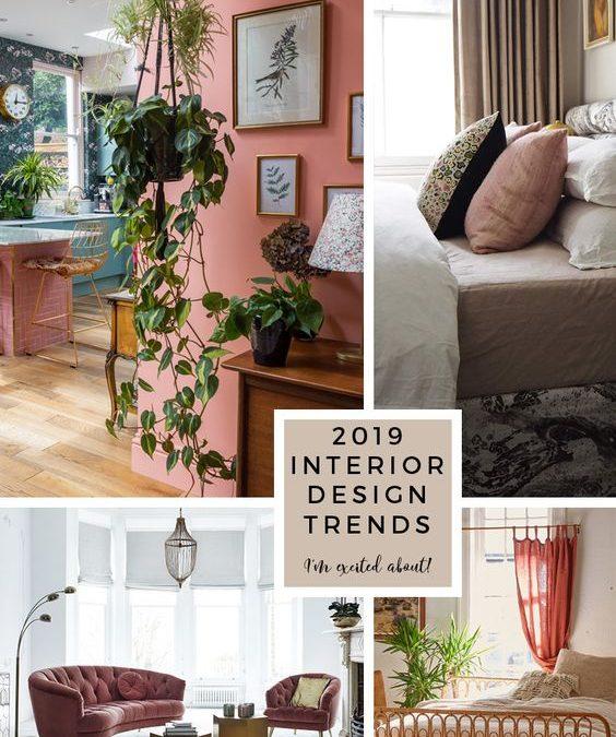 Interior Design Trends 2019 Home Innovations Selection Centre